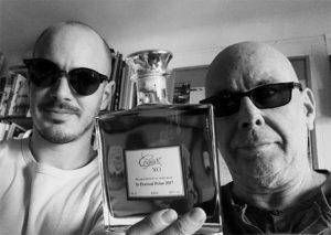 Retour du Festival Polar de Cognac - Louis & Jean Louis Le Hir