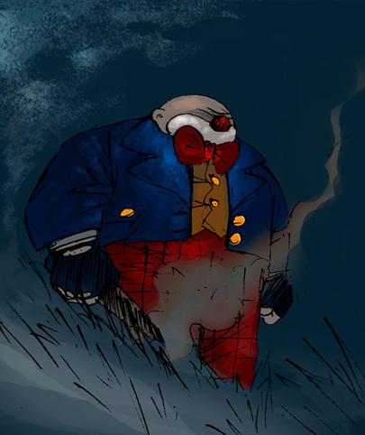 Clown - Le Hir - BD