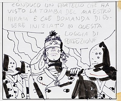 Corto Maltese et les secrets de l'initiation
