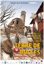 CLOWN au4ème festival TERRE de BULLES à Langeac