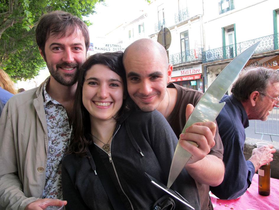 Premier festival Serignan - BD Le HIr
