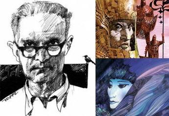 Décès du dessinateur et scénariste italien Sergio Toppi