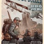 6 eme festival BD de Langeac terre de Bulles - 11-12-13 avril 2014