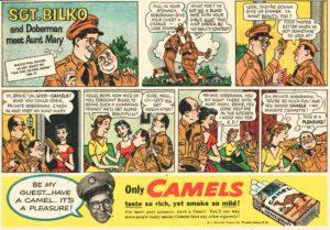 CamelsSgt.-Bilko-1956-07-01