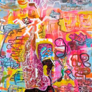 ROSS GASH à la Galerie Mansart