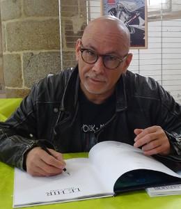 Jean Louis Le Hir  Le Manchot Bulleur 2015