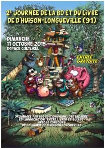 festival BD d'Huison Longueville
