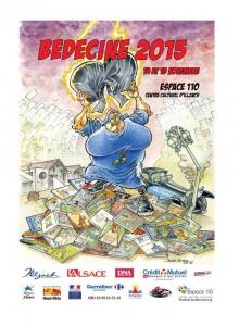 Bédéciné 2015 - Illzach