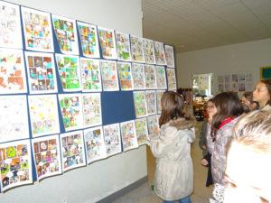 travail-sur-Hansel-et-gretel-des-élèves-de-CM2---école-Jean-XXIII-de-Mulhouse