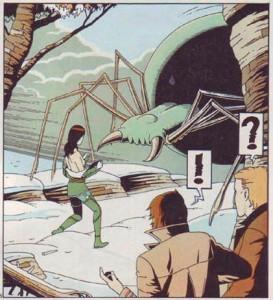 Patrick Dumas - la nuit de l'araignée