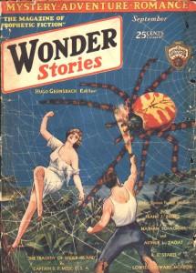 Wonder stories - Pulp