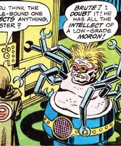 docteur SPIDER - Jack Kirby