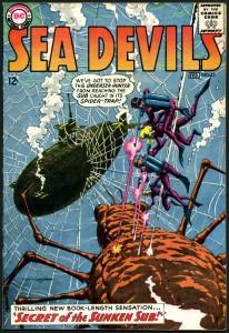 sea devils 15 de 1964