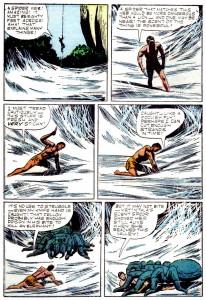 Tarzan - Jesse Marsh - 1951