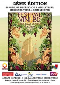 2ème festival Vini-BD