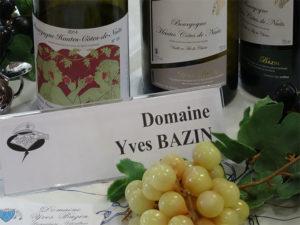 vins du domaine-Bazin